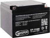 Аккумулятор для ИБП Kiper GP-12280 (12В/28 А·ч)