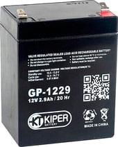 Аккумулятор для ИБП Kiper GP-1229 F1 (12В/2.9 А·ч)