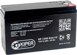 Аккумулятор для ИБП Kiper GP-1260 Slim F2 (12В/6 А·ч)