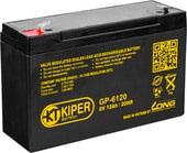 Аккумулятор для ИБП Kiper GP-6120 F1 (6В/12 А·ч)