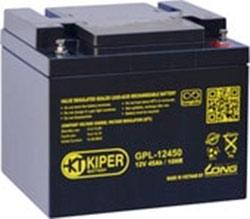Аккумулятор для ИБП Kiper GPL-12450 (12В/45 А·ч)