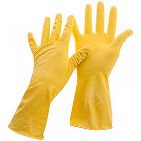 Перчатки резиновые хозяйственные OfficeClean Универсальные