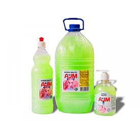 Крем-мыло AJM, 5 л