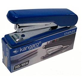 Степлер Kangaro HS-10H темно-синий (скоба №10)