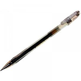 Гелевая шариковая ручка черная Pilot BL-G1-5T (B)