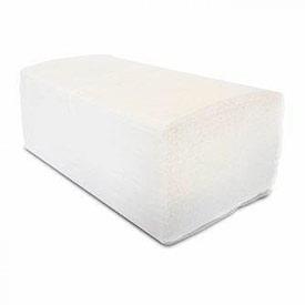 Полотенца бумажные V сложения Амигус Бриз 200 л в пачке, 100% целлюлоза