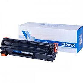 Картридж CF283X/737 HP LaserJetPro
