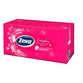 Косметические салфетки 'Zewa Everyday', 1*100 шт
