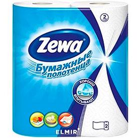 Кухонные полотенца Zewa 1*2 рулона