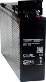 Аккумулятор для ИБП Kiper FT-121550 (12В/155 А·ч)