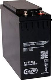 Аккумулятор для ИБП Kiper FT-12550 (12В/55 А·ч)