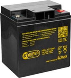 Аккумулятор для ИБП Kiper HRL-12110W (12В/28 А·ч)