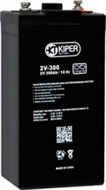 Аккумулятор для ИБП Kiper 2V-300 (2В/300 А·ч)