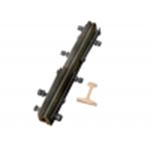 Изолирующий стык АпАТэК Р65 4 отверстия