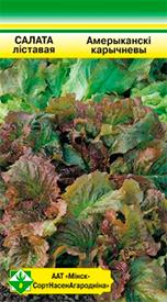 Семена салата Американский коричневый