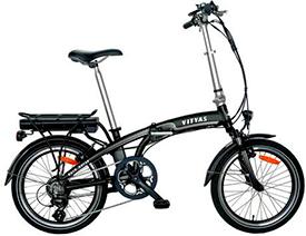 Электровелосипед VITYAS Dark Horse EHB 20-102