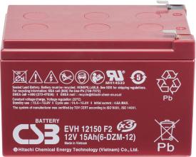 Аккумулятор для ИБП CSB EVH12150 (12В/15 А·ч)