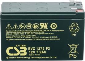 Аккумулятор для ИБП CSB EVX1272 (12В/7.2 А·ч)