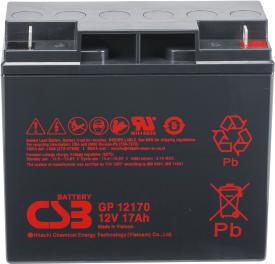 Аккумулятор для ИБП CSB GP12170 (12В/17 А·ч)
