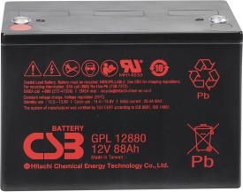 Аккумулятор для ИБП CSB GPL12880 (12В/94 А·ч)