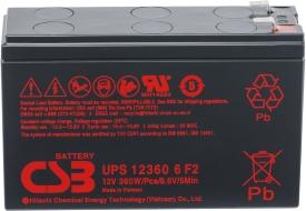 Аккумулятор для ИБП CSB UPS123606 F2 (12В/7.5 А·ч)
