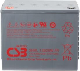 Аккумулятор для ИБП CSB XHRL12620W (12В/155 А·ч)