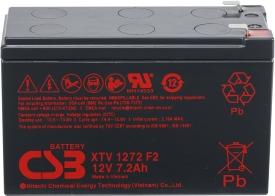 Аккумулятор для ИБП CSB XTV1272 (12В/7.2 А·ч)