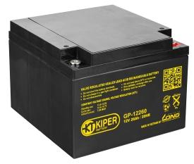 Аккумулятор для ИБП Kiper GP-12260 (12В/26 А·ч)