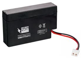Аккумулятор для ИБП Security Power SP 12-0.8 (12В/0.8 А·ч)