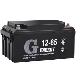 Аккумуляторная батарея G-energy 12-65