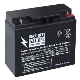 Аккумуляторная батарея Security Power SP 12-20 12V/20Ah