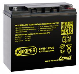Аккумуляторная батарея Kiper EVH-12220 12V/22Ah