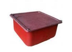Коробка У-996 (225х225х100) (распр. мет.)