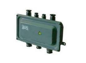 Коробка У-615 (мет. клеммная) IP54