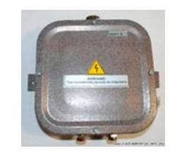 Коробка КС-20 с клеммн. цельнотян. (225х225х71) IP54