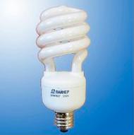 Лампа люминесцентная КЛЭВ 25Вт 220В Е27 спир. 2700К