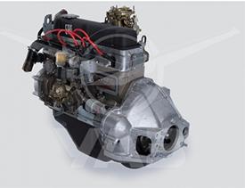 Двигатель (для а/м УАЗ, с рычажным сцеплением)