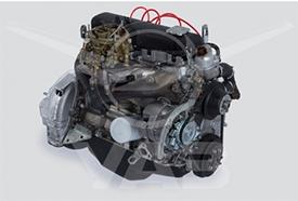 Двигатель (для а/м УАЗ СГР, с рычажным сцеплением)