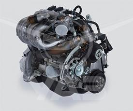 Двигатель (для а/м УАЗ, с диафрагменным сцеплением, инжектор)