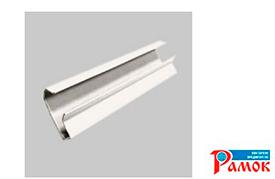 Пластиковые вставки (L=1200мм) белые