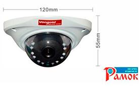 Камера видеонаблюдения Vangold VG-AHD400620