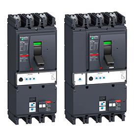 Автоматические выключатели Compact NSX400/630