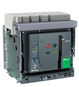 Автоматические выключатели в литом корпусе EasyPact MVS (с ограниченным функционалом)