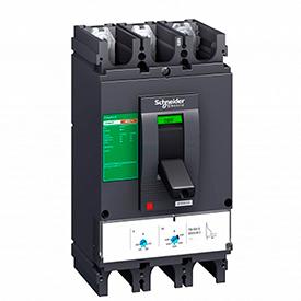 Автоматические выключатели в литом корпусе EasyPact CVS400-630(с ограниченным функционалом)
