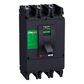 Автоматические выключатели EasyPact EZC400/630 (с ограниченным функционалом)
