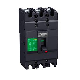 Автоматические выключатели EasyPact EZC250 (с ограниченным функционалом)