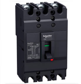 Автоматические выключатели EasyPact EZC100 (с ограниченным функционалом)