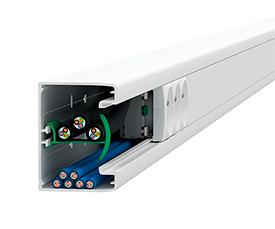 Кабельные каналы OptiLine 45 односекционный 75х55