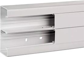 Кабельные каналы OptiLine 45 двухсекционный с двумя крышками 140х55