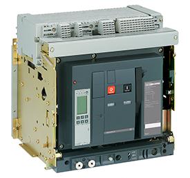 Автоматические выключатели и выключатели нагрузки Masterpact NW